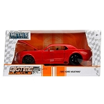 Bigtime Muscle Series: 1965 Ford Mustang GT (Red) 1/24 Scale