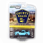 Greenlight County Roads: 2011 Ford Mustang GT 1/64 Scale