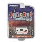Greenlight Hitched Homes Series: 1959 Siesta Travel Trailer 1/64 Scale