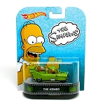 Hot Wheels Retro Entertainment: The Homer