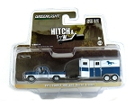 Hitch & Tow: 1972 Ford F-100 & Horse Trailer 1/64 Scale
