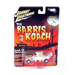CHASE CAR! Silver Screen Machines: Barris Koach