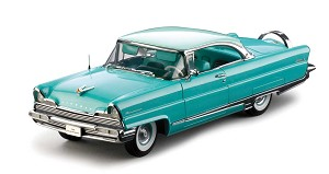 1956 Lincoln Premiere Hard Top 1/18 Scale