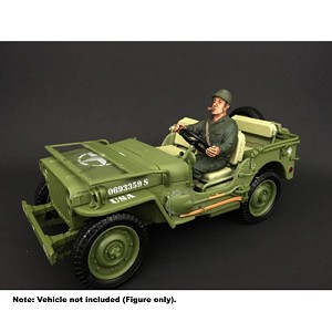 WWII USA Soldier IV 1/18 Scale